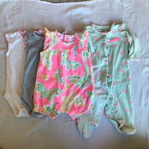 Baby Cater's Bundle 6m